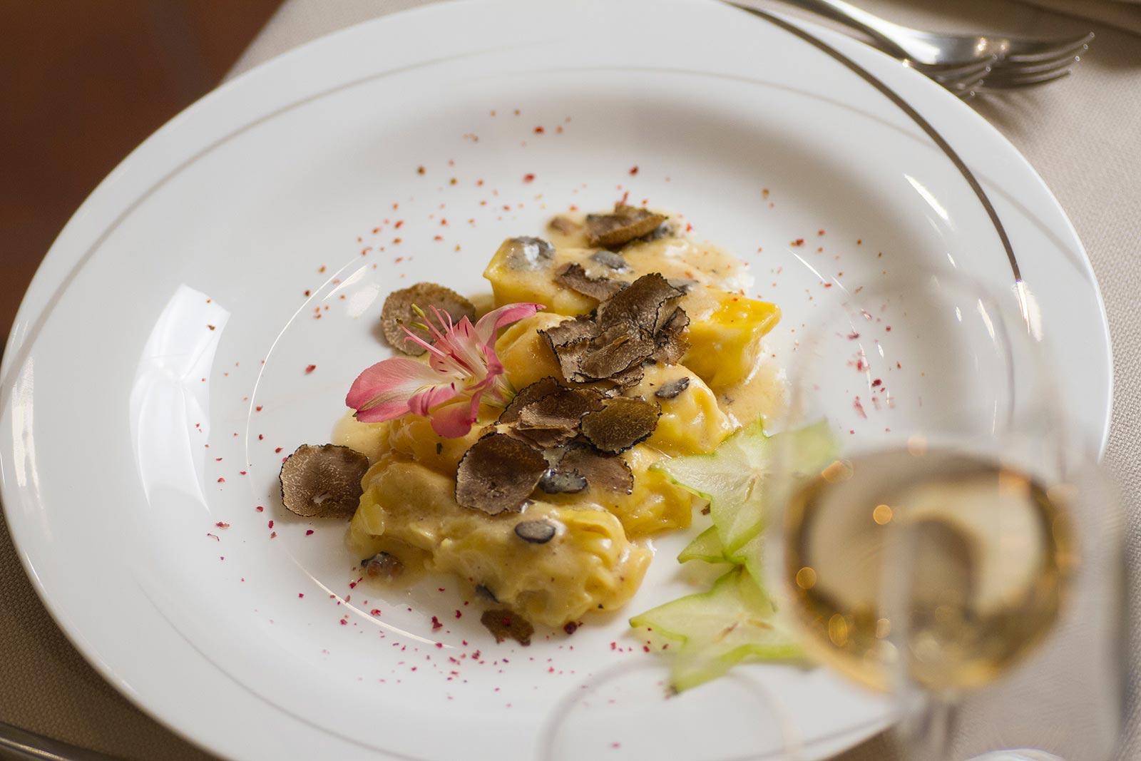 Ristorante alta cucina a cortona ristorante preludio for Cucina antipasti